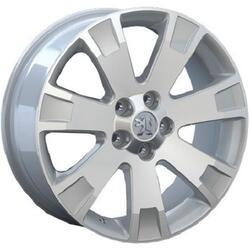 Автомобильный диск Литой LegeArtis PG15 7x18 5/114,3 ET 38 DIA 67,1 Sil