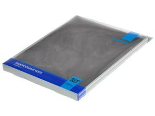 """Чехол-книжка для планшета универсальный 10.1""""  черный"""