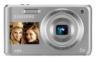 Цифровая камера Samsung DV100 Silver
