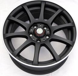 Автомобильный диск литой Nitro Y355 6,5x15 5/100 ET 38 DIA 73,1 BFPRI