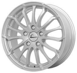 Автомобильный диск литой iFree Фриман 6,5x16 5/100 ET 48 DIA 67,1 Айс