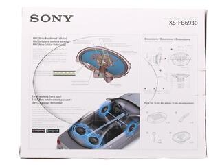 Коаксиальная АС Sony XS-FB6930