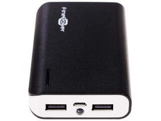 Портативный аккумулятор Finepower Fox 7.8 черный
