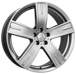Автомобильный диск  K&K Онегин 8x18 5/130 ET 43 DIA 84,1 Блэк платинум
