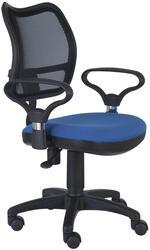 Кресло офисное Бюрократ CH-799AXSN синий