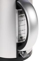 Электрочайник Maxima MK-M361 серебристый