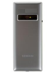 Сотовый телефон Keneksi X8 серебристый