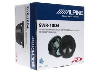 Сабвуферный динамик Alpine SWR-10D4