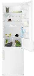 Холодильник с морозильником Electrolux EN4000AOW белый