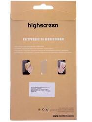 "4.5""  Пленка защитная для смартфона Highscreen Zera S rev.s"