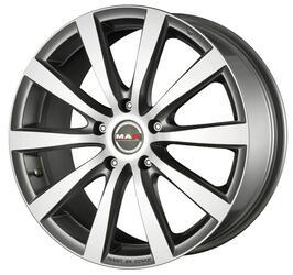 Автомобильный диск Литой MAK Iguan 7x17 5/114,3 ET 45 DIA 60,1 Quartz grey pearl