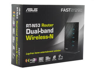Маршрутизатор ASUS RT-N53