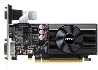 Видеокарта MSI GeForce GT 610 [N610-2GD3/LP]