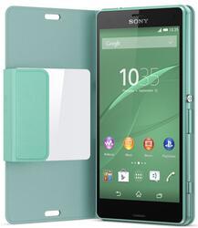 Чехол-книжка  Sony для смартфона Sony Xperia Z3 Compact