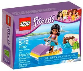 Конструктор LEGO Friends Водный мотоцикл Эммы