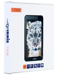 """7"""" Планшет Irbis TX34 4 Гб 3G черный"""