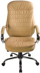Кресло офисное Бюрократ T-9950AXSN бежевый