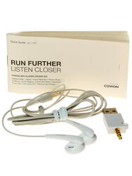 MP3 плеер Cowon iAudio E3 белый