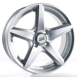 Автомобильный диск Литой Nitro Y244 6x14 4/100 ET 38 DIA 73,1 Sil