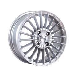 Автомобильный диск литой Скад Веритас 6x15 5/100 ET 35 DIA 66,6 Селена