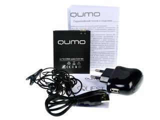 """5"""" Смартфон Qumo Quest 510 8 ГБ черный"""