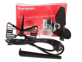 Кухонный комбайн Oursson KP0600HSD/BS черный