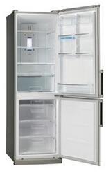 Холодильник LG GA-B439WLQK Cеребристый