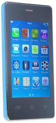 Сотовый телефон DEXP Larus Z1 голубой