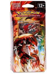 """Игра настольная Pokemon XY: Стартовый набор """"Первобытная Дуэль"""""""