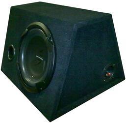 Автосабвуфер пассивный Lightning Audio L3-D410 in vented box