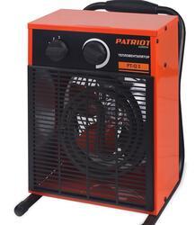 Тепловая пушка электрическая Patriot PT-Q 9
