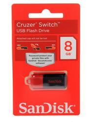 Память USB Flash SanDisk Cruzer Switch 8 Гб