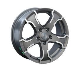 Автомобильный диск Литой Replay SZ6 6,5x17 5/114,3 ET 45 DIA 60,1 GMF