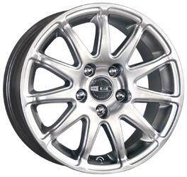 Автомобильный диск  K&K Пума 7x16 5/120 ET 45 DIA 72,6 Алмаз черный