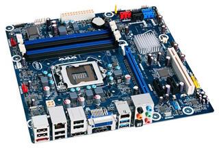 Плата Intel LGA1155 DH67GD H67 4xDDR3-1333 PCI-Ex16 HDMI/DVI/DP 8ch 3xSATA 2xSATA3 RAID eSATA 2xUSB3 GLAN mATX