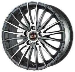 Автомобильный диск Литой Alcasta M02 6x14 5/100 ET 43 DIA 57,1 GMF