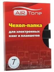"""7"""" Чехол-книжка AirTone 0157920 черный"""