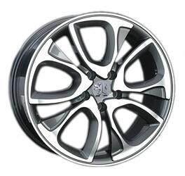 Автомобильный диск Литой LegeArtis PG45 7x18 4/108 ET 29 DIA 65,1 GMF