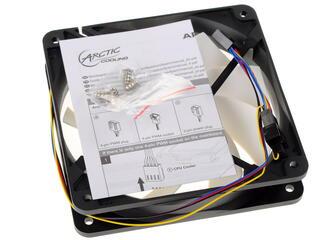 Вентилятор Arctic Cooling F12 PWM Rev.2
