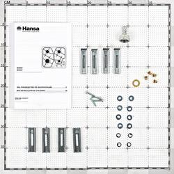 Газовая варочная поверхность Hansa BHGI63100012