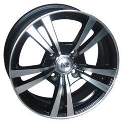 Автомобильный диск Литой NZ SH591 6,5x15 4/98 ET 32 DIA 58,6 BKF