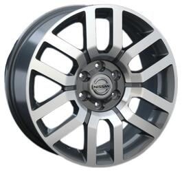 Автомобильный диск Литой Replay NS17 7,5x18 6/114,3 ET 30 DIA 66,1 GMF