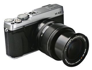 Камера со сменной оптикой FujiFilm X-E2 Kit 18-55mm