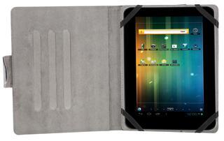 """Чехол-книжка для планшета универсальный 9.7""""  черный"""