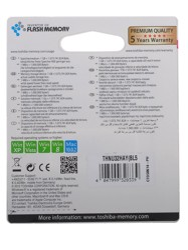 Память USB Flash Toshiba HAYABUSA 32 Гб