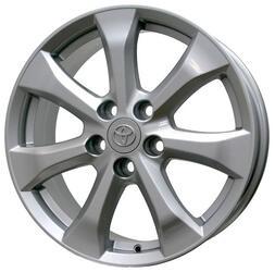 Автомобильный диск Литой LegeArtis TY30 6,5x16 5/114,3 ET 45 DIA 60,1 White