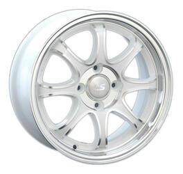 Автомобильный диск Литой LS 144 6x14 4/98 ET 35 DIA 58,6 White