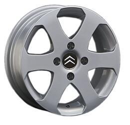 Автомобильный диск Литой Replay CI31 5,5x14 4/108 ET 27 DIA 65,1 Sil