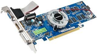 Видеокарта GIGABYTE AMD Radeon HD 5450 [GV-R545-1GI]