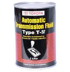 Трансмиссионное масло Toyota АTF Type T-IV 08886-81016